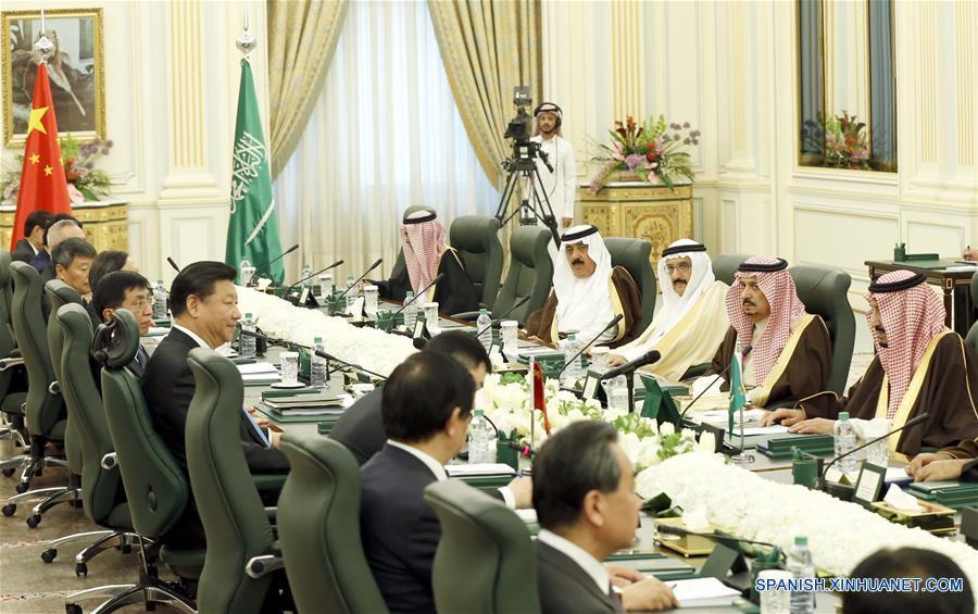 China y Arabia Saudí elevan nivel de lazos bilaterales