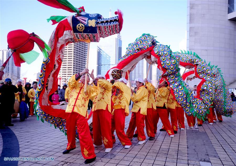 Shenyang: Representaciones de patrimonio cultural inmaterial en Liaoning