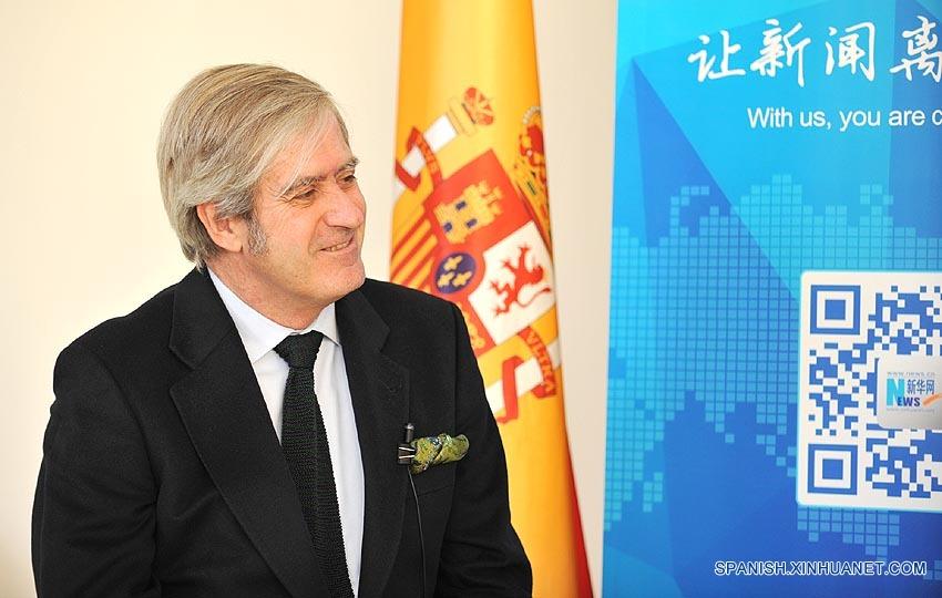 Embajador de España: Economía de China tiene por delante un aterrizaje suave