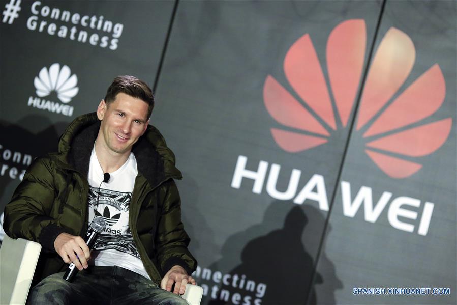 Medios argentinos resaltan dichos de Messi con nuevo patrocinador chino