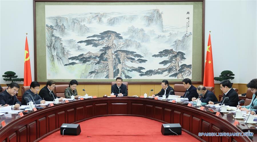 Presidente chino pide nuevas ideas para garantizar JJOO de Invierno 2022 extraordinarios