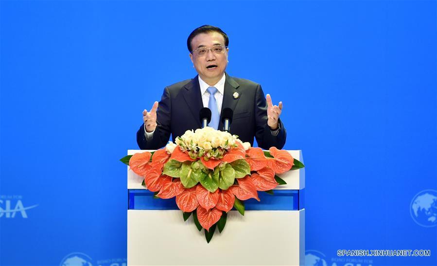 China mantendrá crecimiento medio-alto, según primer ministro