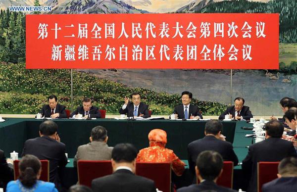 Primer ministro chino destaca desarrollo y estabilidad de Xinjiang