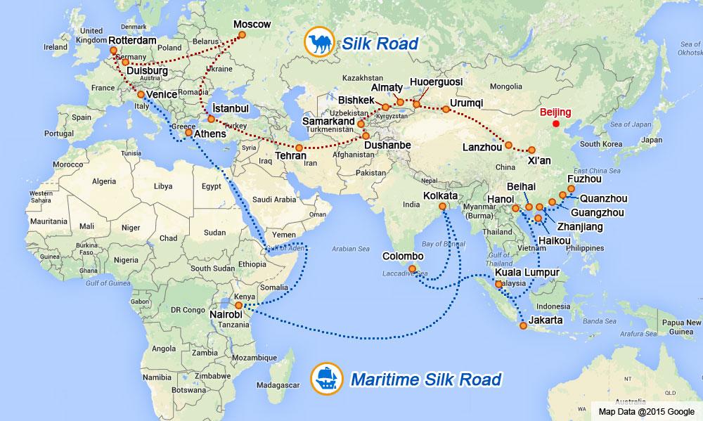 ENFOQUE: Iniciativa de Franja y Ruta de China promoverá acercamiento mundial