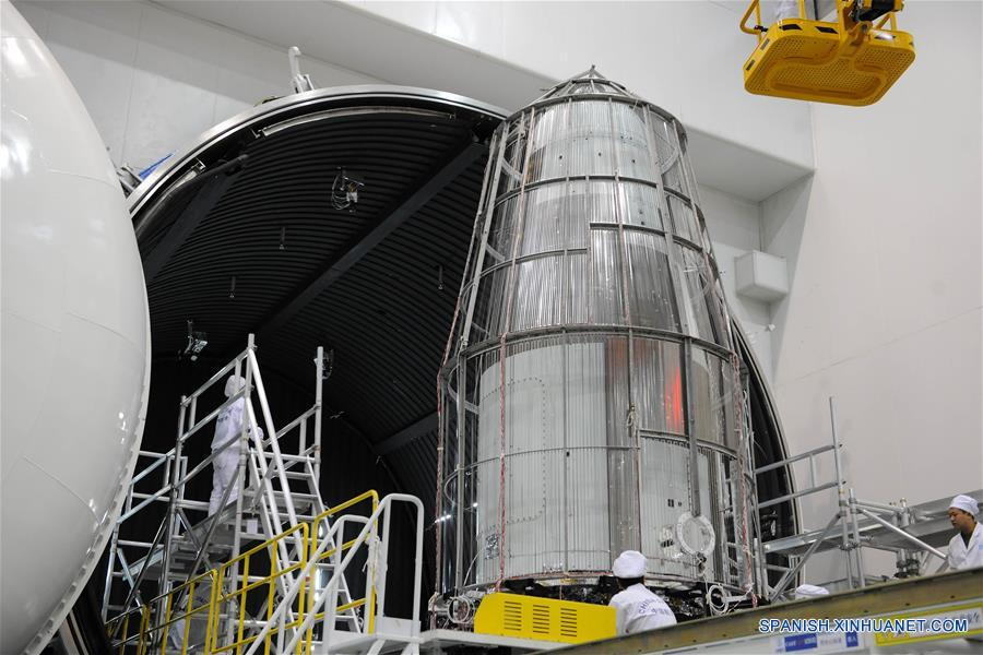 China lanza sonda espacial científica recuperable SJ-10