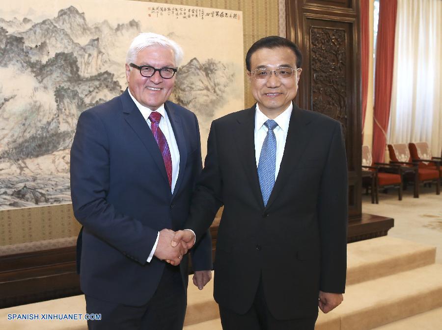 PM chino confía en economía de China y desea cooperación con Alemania