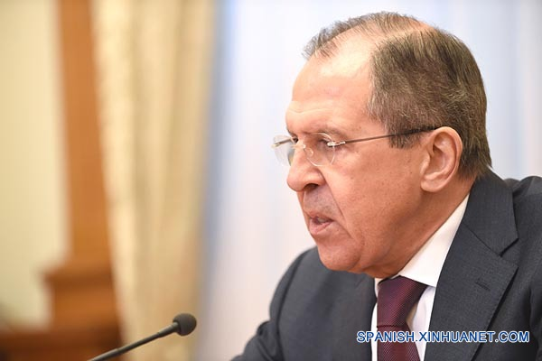 Asociación estratégica Rusia-China está en su mejor momento, dice canciller ruso