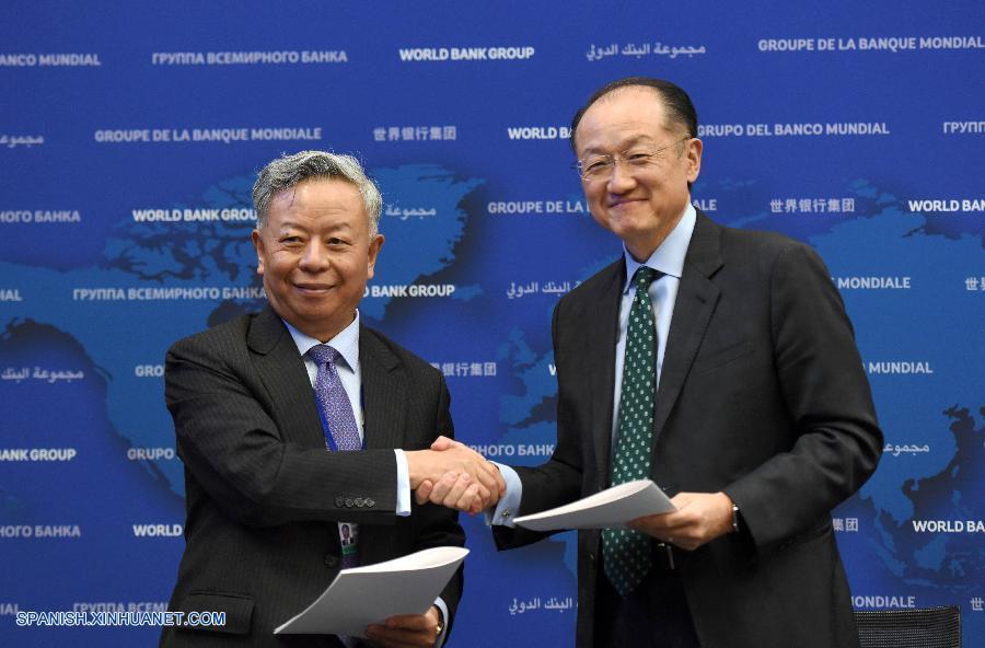 Banco Mundial se une a BAII para financiar proyectos conjuntos