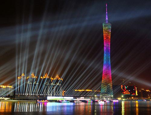 """Firma Cisco se asocia con ciudad china de Guangzhou para construir """"ciudad inteligente modelo"""""""