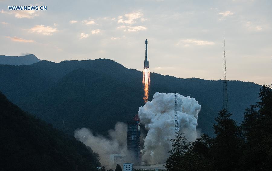 China lanzará 30 satélites de navegación Beidou en próximos 5 años