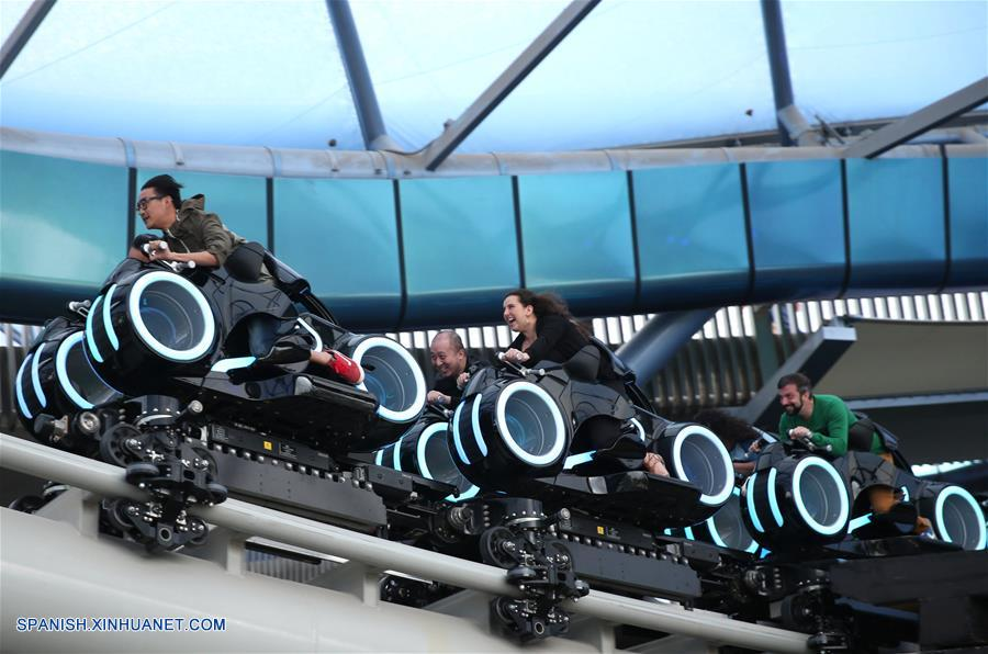 El Disney Resort comienza una prueba interna de funcionamiento en preparación para su inauguración