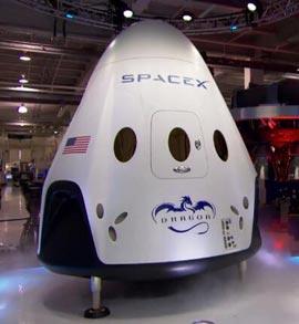 Nave de carga Dragon de SpaceX parte de Estación Espacial Internacional