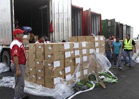 Venezuela recibe insumos médicos de China mediante convenio de cooperación integral