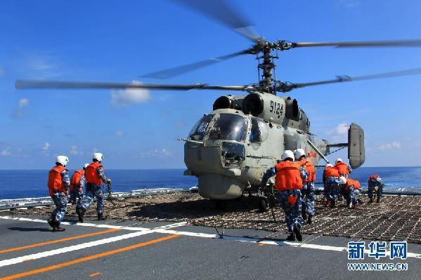 Numerosos países árabes respaldan posición de China sobre su Mar Meridional