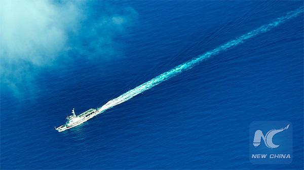 China rechaza vigilancia aérea de EEUU sobre Mar Meridional de China