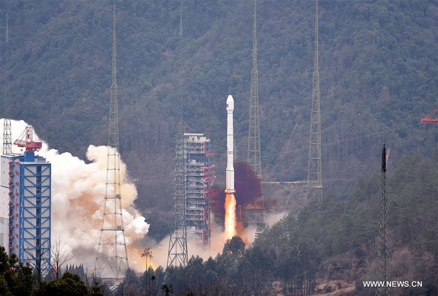 China lanzará cinco satélites espaciales científicos en próximo lustro