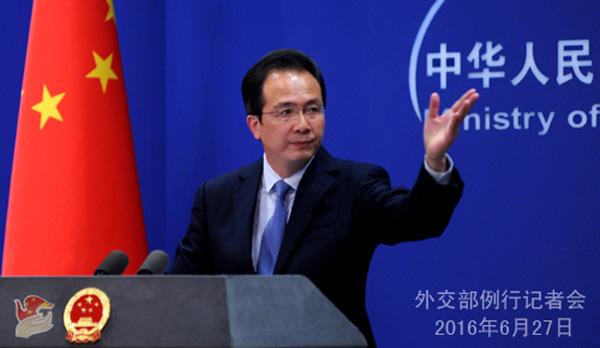 OCS y Sudáfrica piden paz y estabilidad en Mar Meridional de China