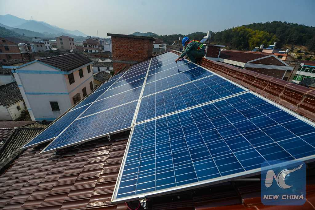 Comienza línea de producción de grandes paneles solares de teluro de cadmio en suroeste de China