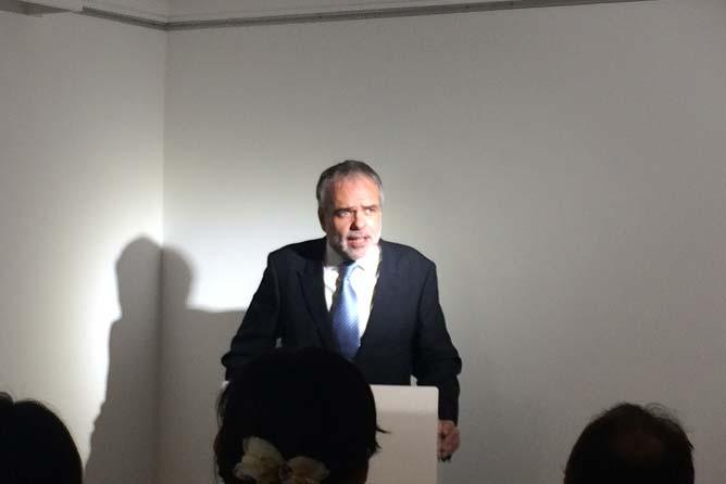 Vicecanciller de Relaciones Exteriores de Uruguay visita China para fomentar cooperación