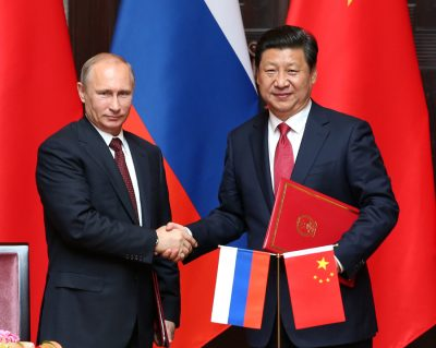 Update: China, Russia ink long-awaited gas deal