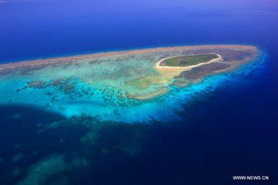 CHINA-SOUTH CHINA SEA-XISHA ISLANDS-SCENERY (CN)