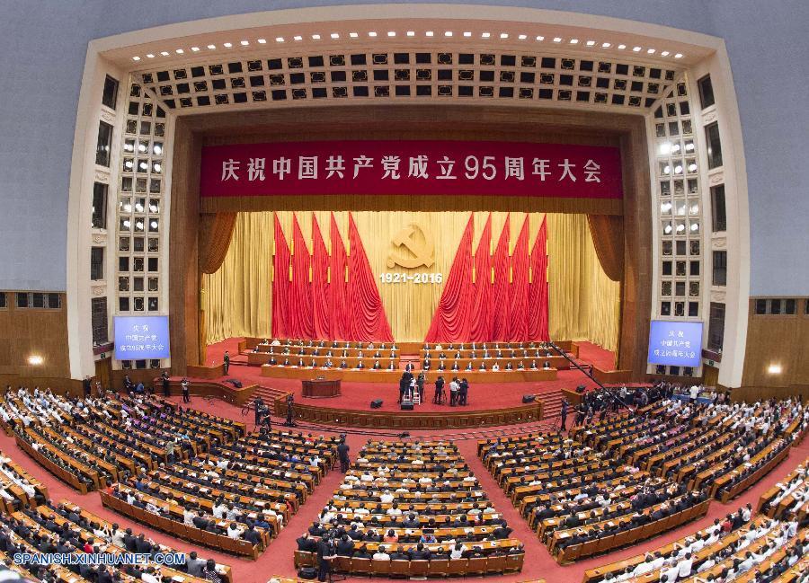 Medios extranjeros prestan mucha atención a discurso de Xi sobre aniversario de PCCh