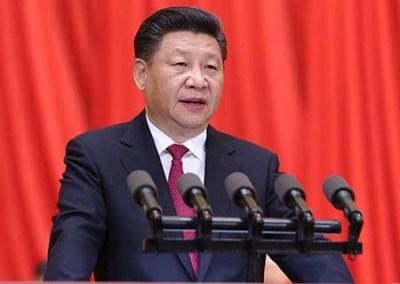 (1)CHINA-BEIJING-POLITICA-XI JINPING