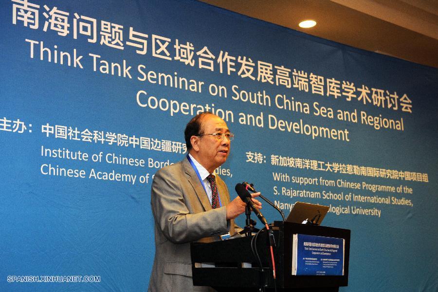 ENFOQUE: Retomar las negociaciones es la única forma para avanzar hacia la solución de las disputas en Mar Meridional de China