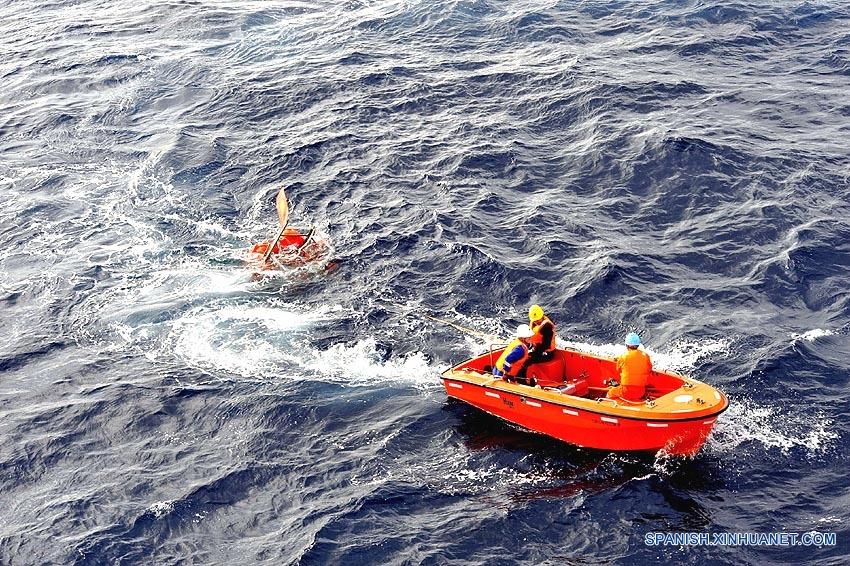 ENFOQUE: Arbitraje de Mar Meridional de China decidido por árbitros parciales