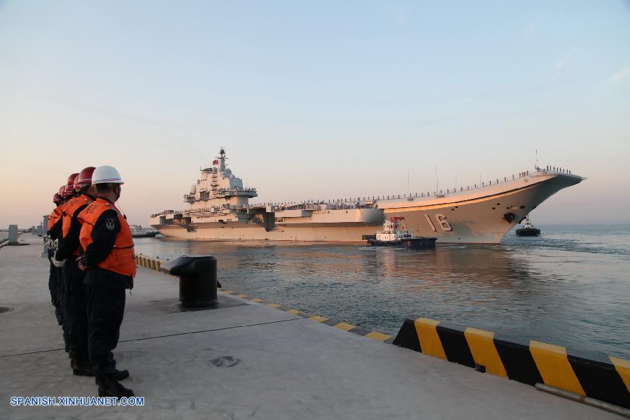 China pide a Filipinas resolver apropiadamente disputas marítimas a través de negociación