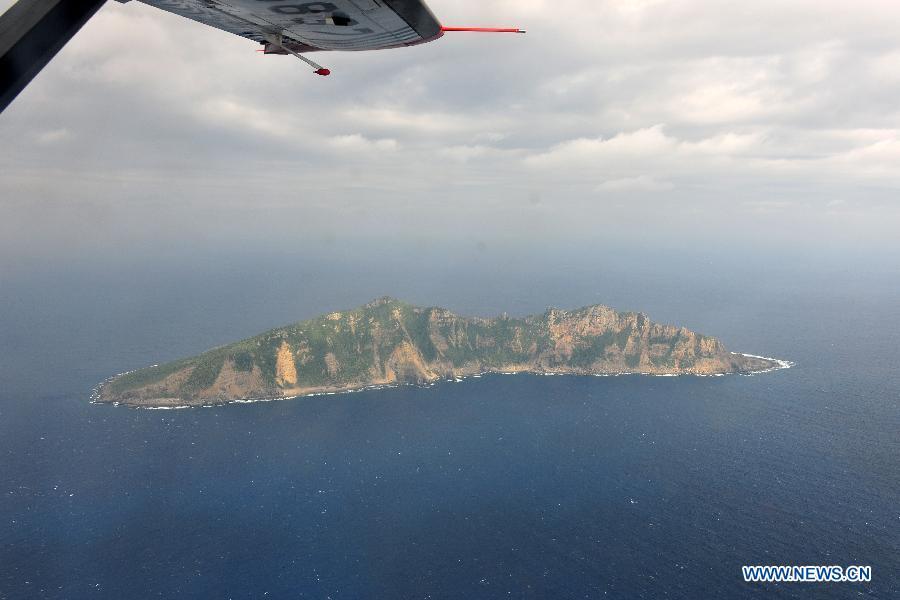 China tiene soberanía incuestionable sobre islas Diaoyu y sus aguas adyacentes