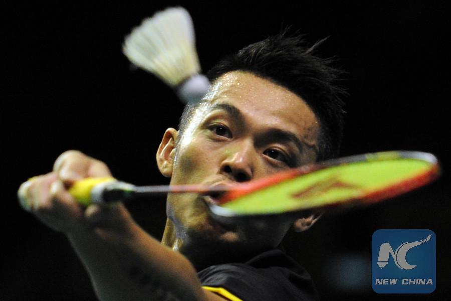 Deportistas chinos que conoces: Lin Dan