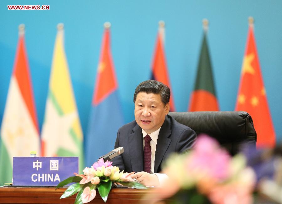 Presidente chino felicita I Exposición Cultural Internacional de Ruta de la Seda