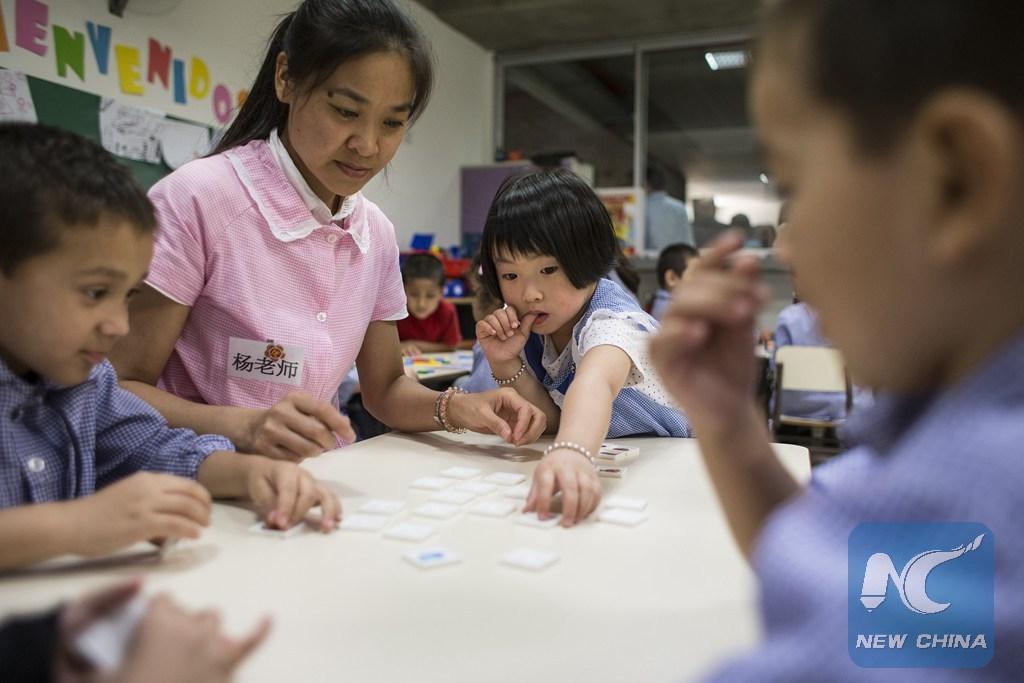 ENTREVISTA: China, país donde más se respeta a los maestros