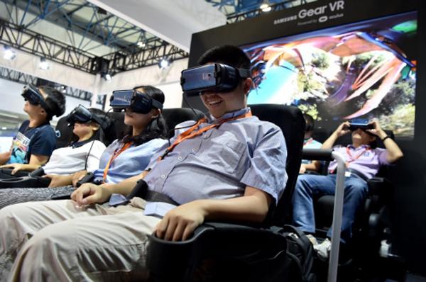 Exposición de información y tecnología de comunicación de China se centra en internet y conectividad