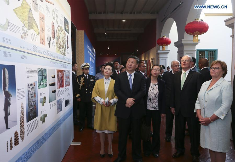 ESPECIAL: Relación China-América Latina entra a nueva etapa de desarrollo y colaboración, según embajador chino ante Argentina