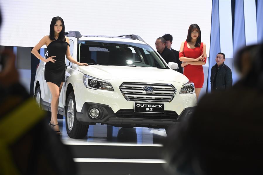 Fabricación y venta de vehículos registran nuevo récord en 2016 en China
