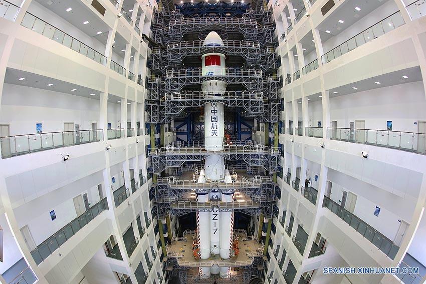 China publica libro blanco sobre desarrollo espacial