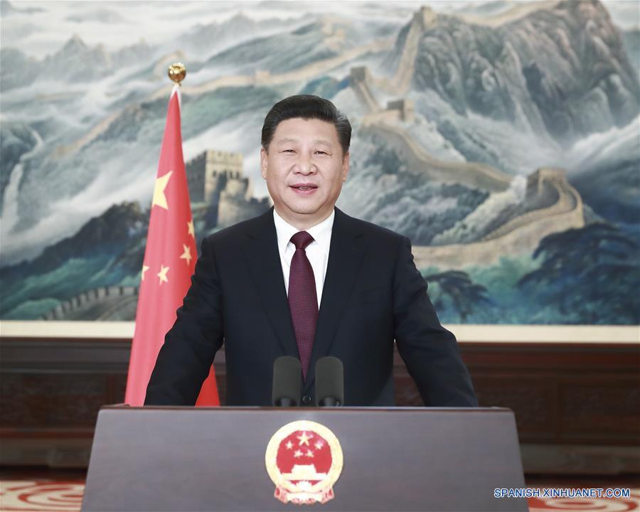 Mensaje de Año Nuevo de presidente chino inspira a la nación