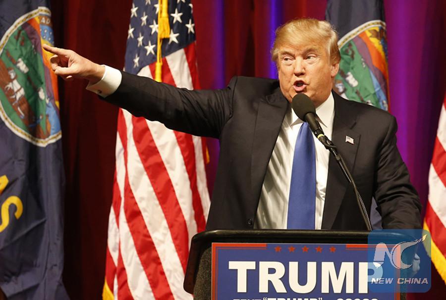 Académico mexicano considera discurso de Trump un proyecto de destrucción