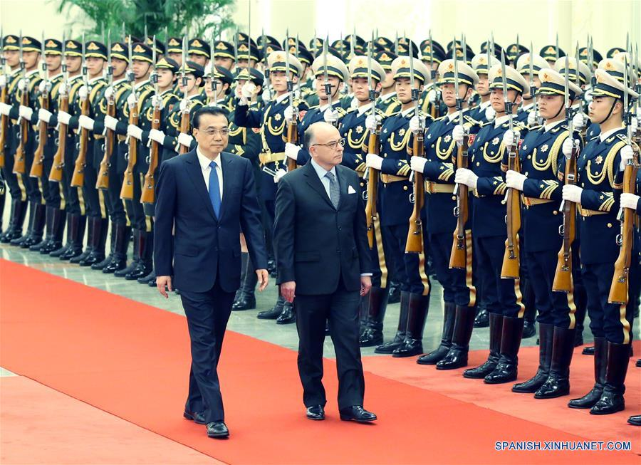 China y Francia firman acuerdos sobre ciencia y energía nuclear