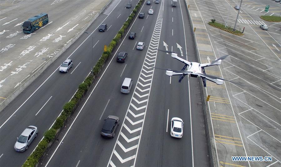 Operador chino de comercio electrónico construirá la primera red de entregas a gran escala con drones