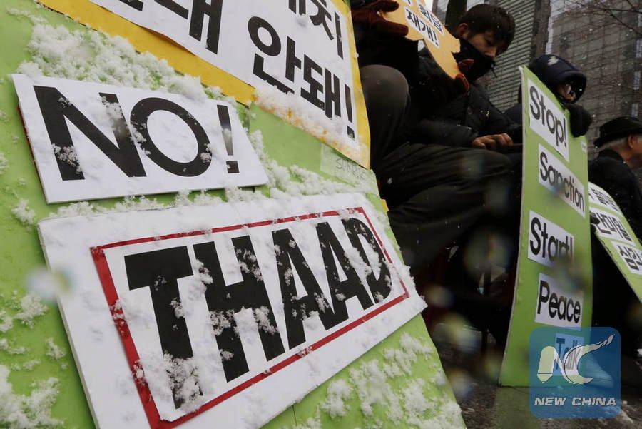 China expresa enérgica oposición a despliegue de THAAD en República de Corea