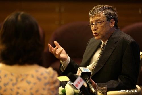 """Bill Gates: """"China es el mejor lugar para jóvenes ambiciosos que buscan mejorar el mundo"""""""
