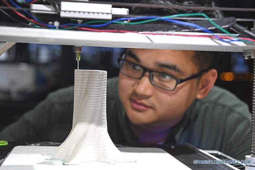 ENTREVISTA: Tecnología 3D contribuirá a cooperación chino-europea