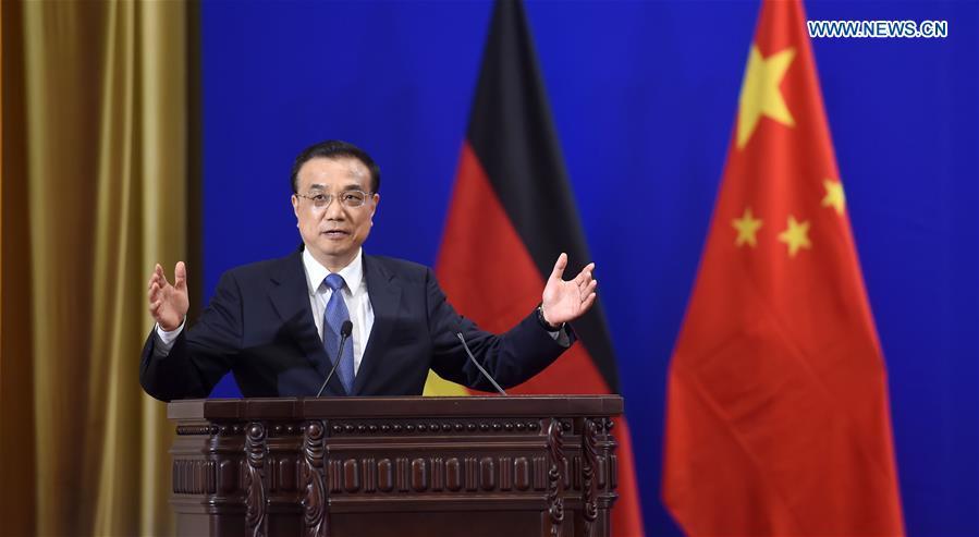 ENTREVISTA: China y Alemania pueden seguir adelante para actualizar su cooperación, según embajador chino en Berlín