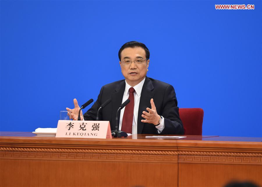 Primer ministro chino parte de Beijing para gira europea