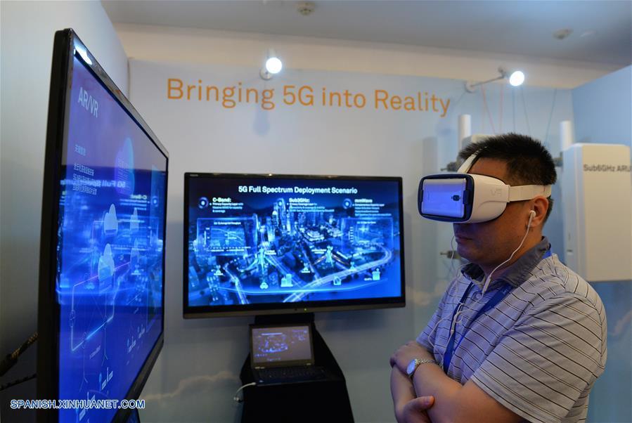 Tecnología 5G generará 930.000 mdd en producción económica en China