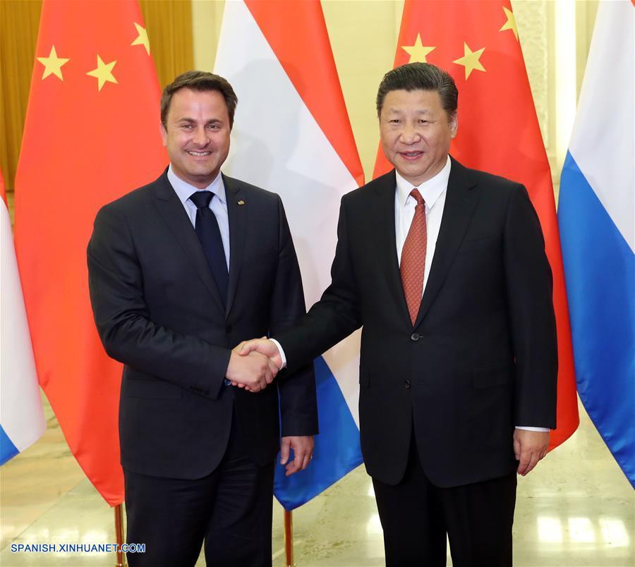 China desea papel activo de Luxemburgo en desarrollo de relaciones China-UE