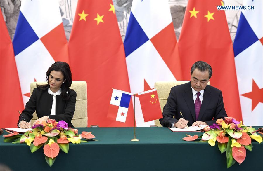 Ministerio de Relaciones Exteriores de China anuncia apertura de embajada en Panamá